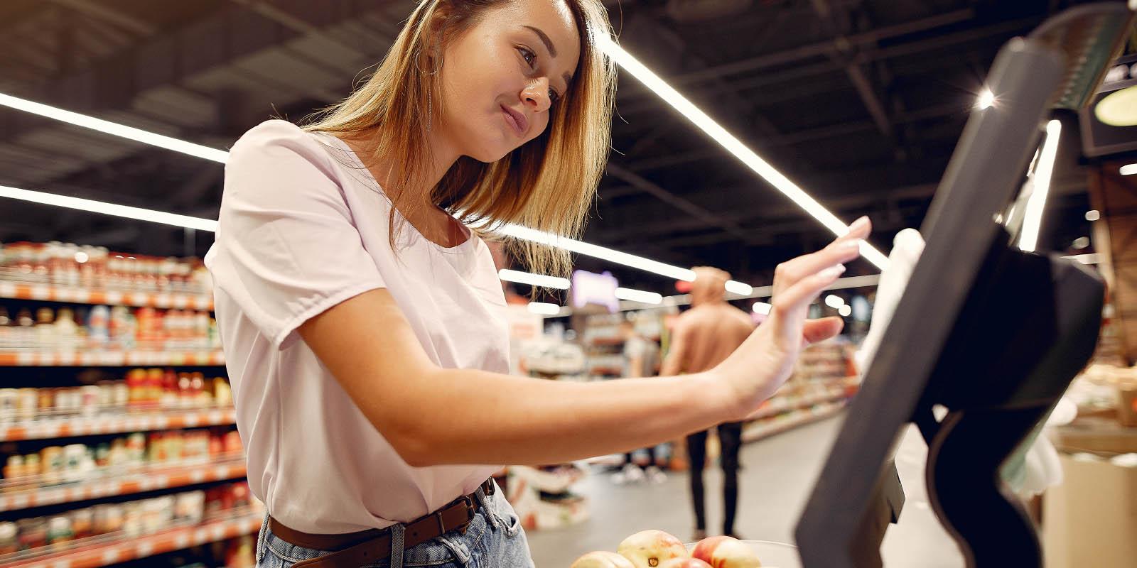 bilancia supermercato