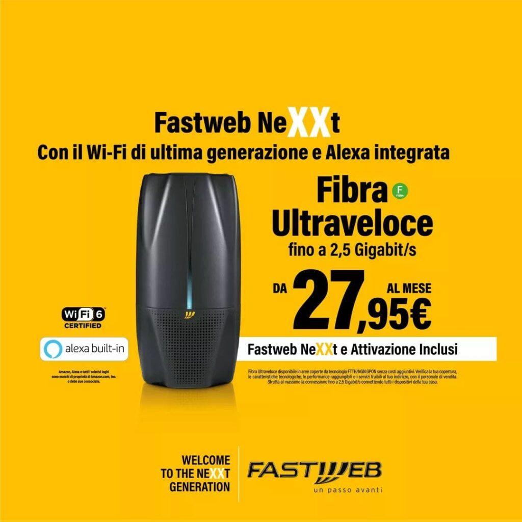 fastweb nexxt 27.90